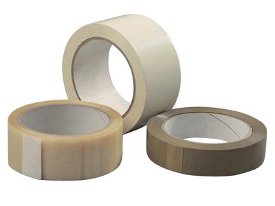 Tape pakke Pvc solvent 48 mm x 66 meter brun