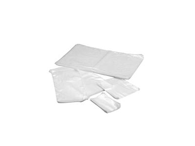 Plastikpose LDPE klar