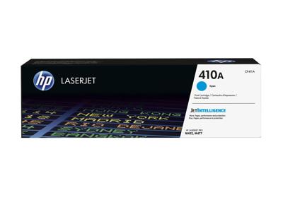HP 410A Lasertoner CF411A Blå