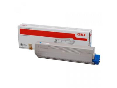 OKI TONER C9655 CYAN