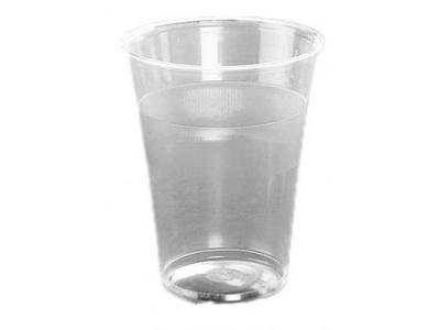 Plastglas blød PP 25 cl 80 stk.