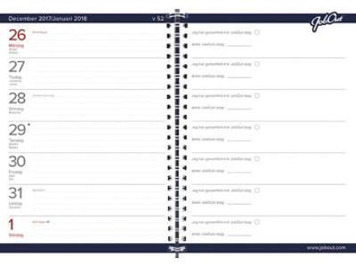 Jobout Kalender