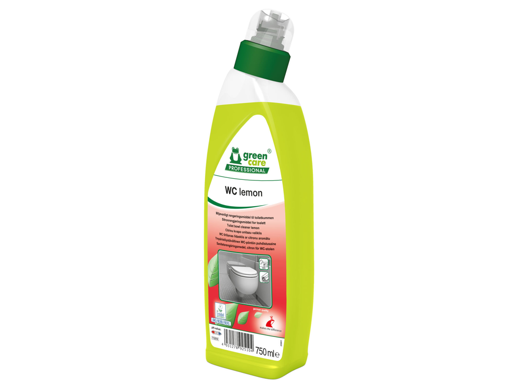 Toiletrens WC lemon 750ml