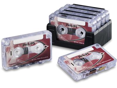 Dikterbånd Philips Mini 2x15min