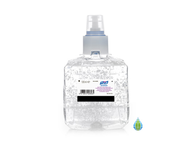 Hånddesinfektion Purell gel refill 1200 ml.