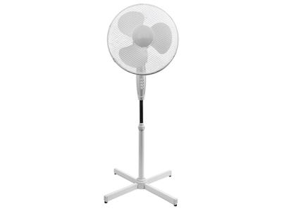 Ventilator Gulv Ø 40 cm Hvid