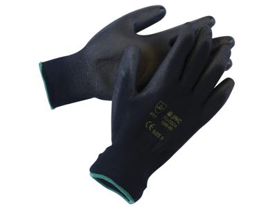 HANDSKE KEEP-SAFE PU-DYP STR 8