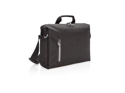 """Lima RFID 15.6"""" PVC fri laptop taske, sort"""