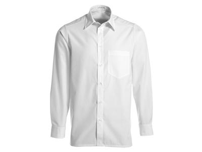 Kentaur Skjorte Herre Hvid m/lang ærm