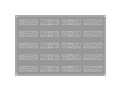 Pavoflex Buket 20 stk, str.   120x30 mm