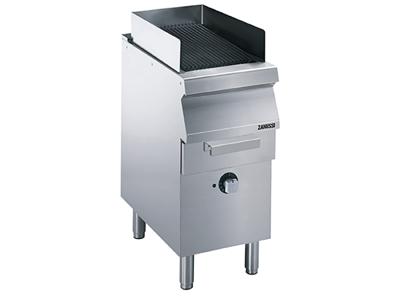 Turbo grill m.støbejernsrist 400x900x800