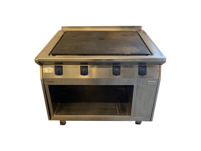 Brugt Stegebord Plade Grill 4 Zoner