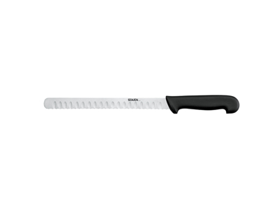 Senjen Basis Bagelkniv 25 cm Sort
