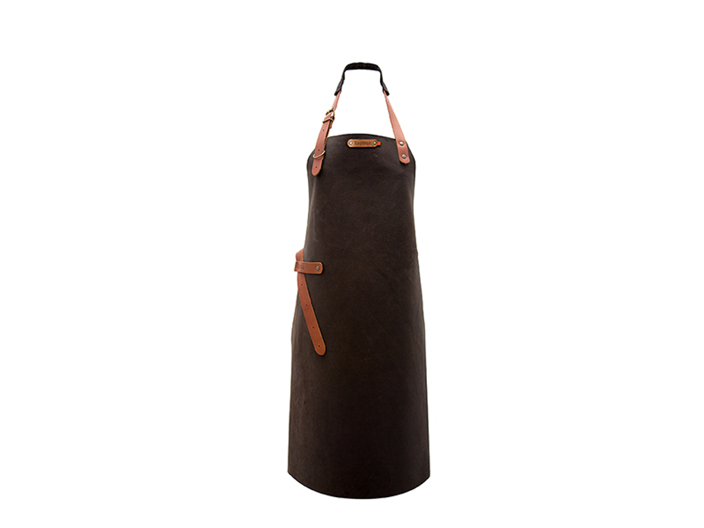 Læderforklæde Xapron Utah Brun 89/70