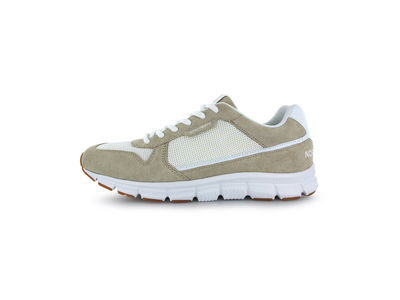 Kokkesko Sneaker str 37 Beige Vaskbar