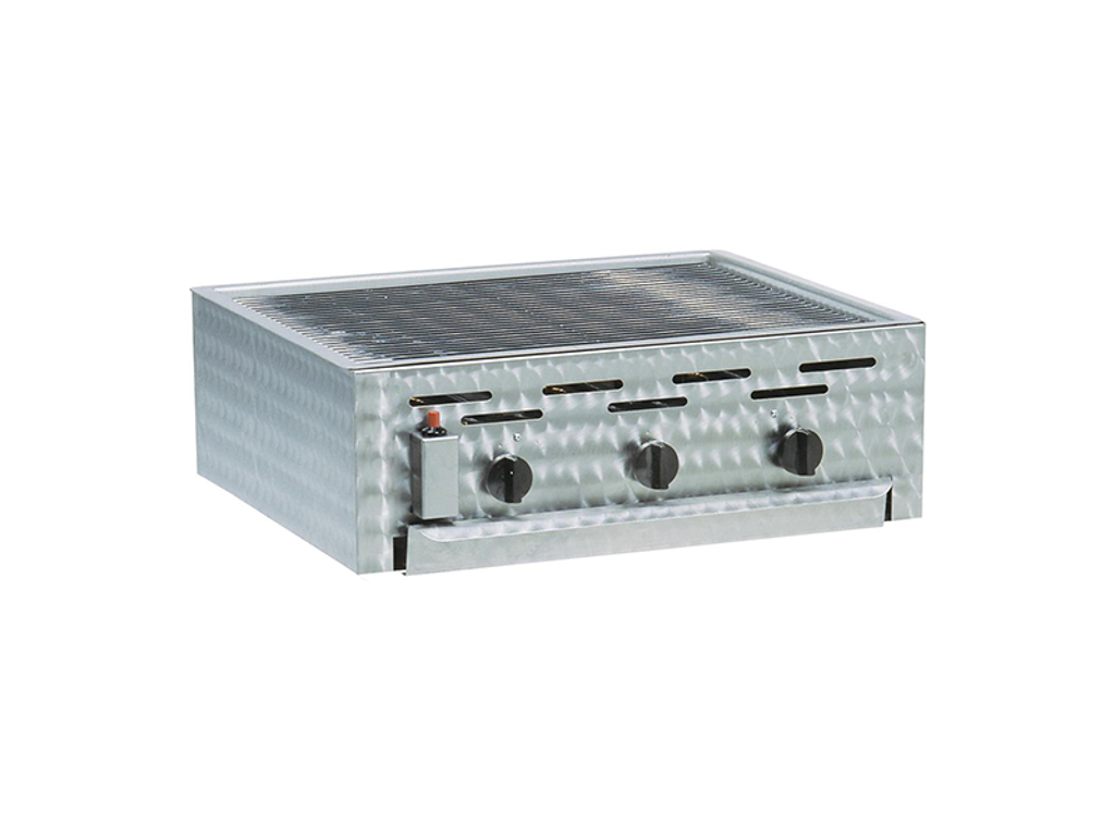 Gasgrill 30-37 mbar. 11 kW