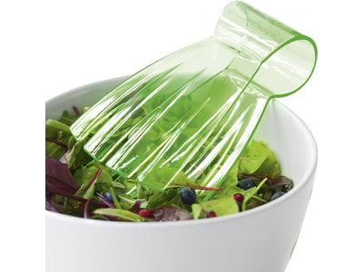 Salathånd Grøn Plastik