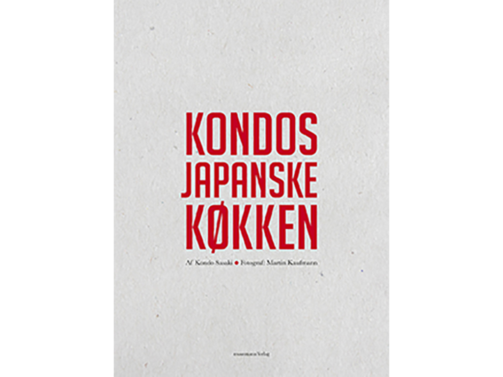 Bog Kondos japanske køkken