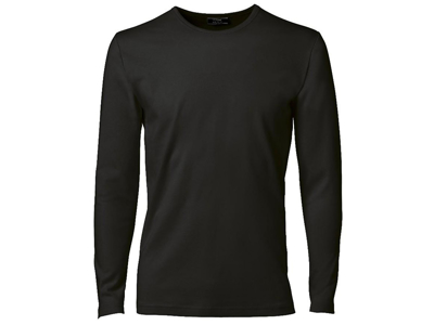 Svart T-shirt str. S