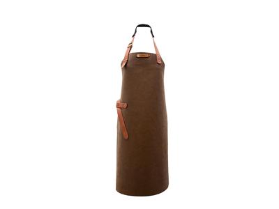 Læderforklæde Xapron Kansas Rust 89/70