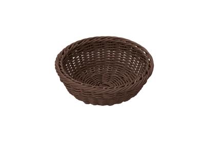 Brødkurv lille 23x9 cm, brun