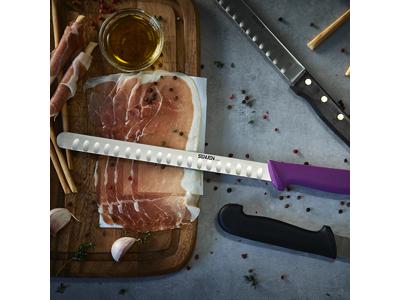 Senjen Slicer Lakse/Skinkekniv 28 cm Lil