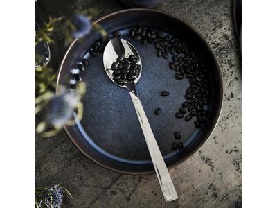 RAW Suppe tallerken Ø19,4x4,5 cm Midnigh