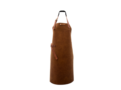 Læderforklæde Xapron Utah Rust 89/70