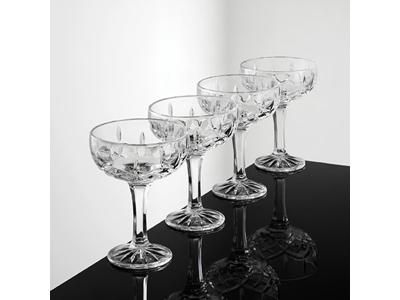 Harvey Champagneskål 4-pak 11,5 cl