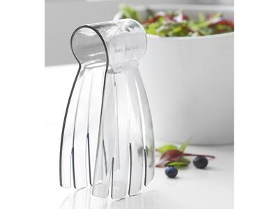 Salathånd Grå Plastik