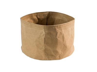 Brødpose brun Ø17 papir
