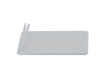 Bordtavle holder, 10-pak, transparant