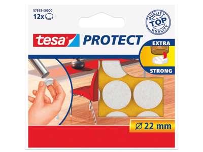 Tesa Filtpuder ø22mm.