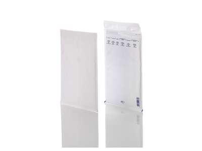 Boblepose W8 AirPro FSC hvid 290x370mm