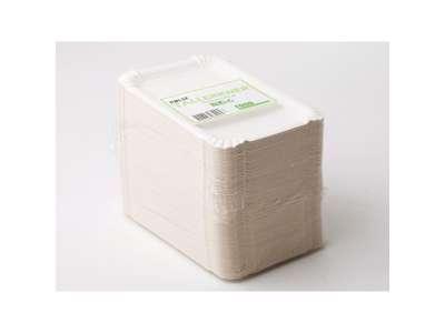 Pølsebakker, komposterbare, 13 x 20 cm.