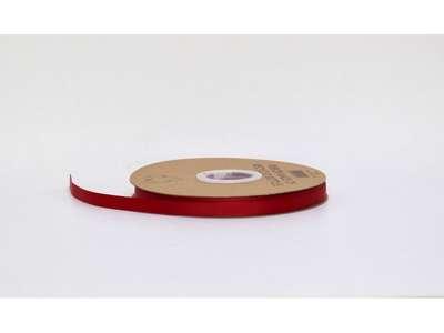 Genbrugsbånd 9mm rillet rød