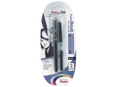 Pocket brush pen FP10 sort
