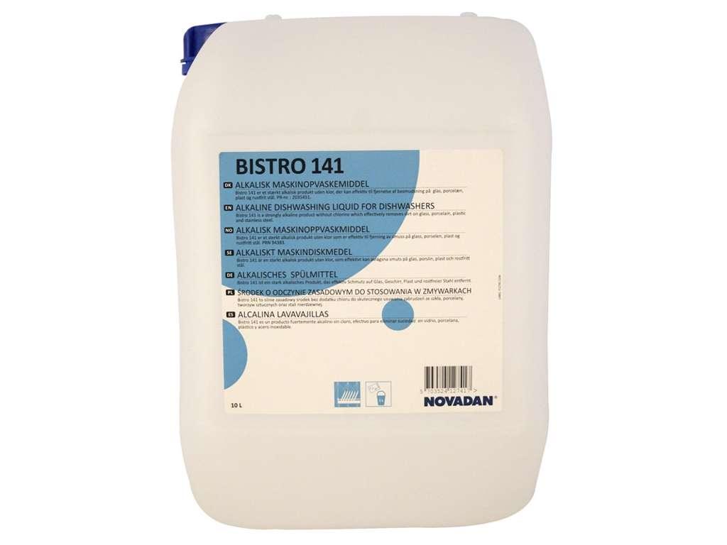 Maskinopvask Bistro 141 10 Liter  uden klor