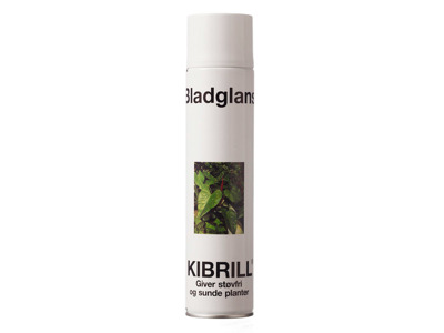 Kibrill bladglans 600ml. spray