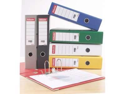 Kontorartikler, Kalendere, Dankort/terminal rl.  Papirvarer og Stempler