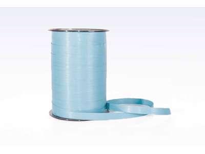 Gavebånd matline lys blå