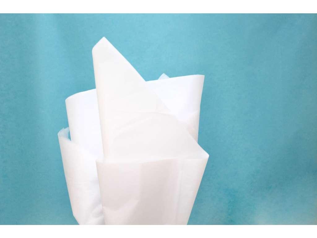 Silkepapir nr.15 Hvid