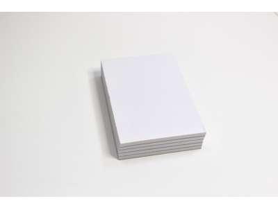 Blokke A6 (80 blade) 60 gr.