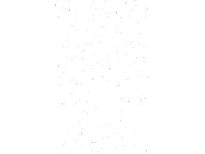 Silkepapir m/ glimmer Hvid