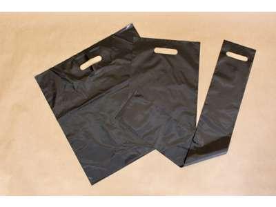 Plastik Bærepose sorte