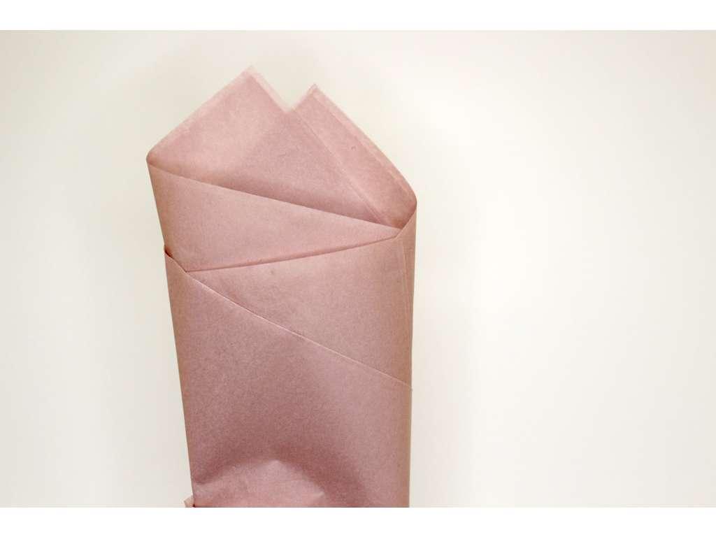 Silkepapir nr 681 Gl.rosa