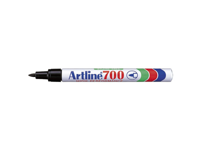 Artline 700 marker sort