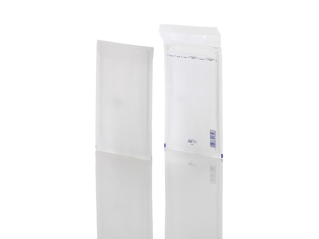 Boblepose W4 AirPro FSC hvid 200x275mm