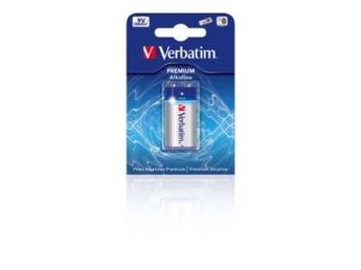 Alkaline batteri  9V