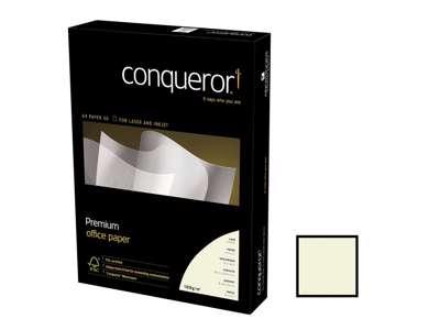 A4 Conqueror 100 gram papir Oyster